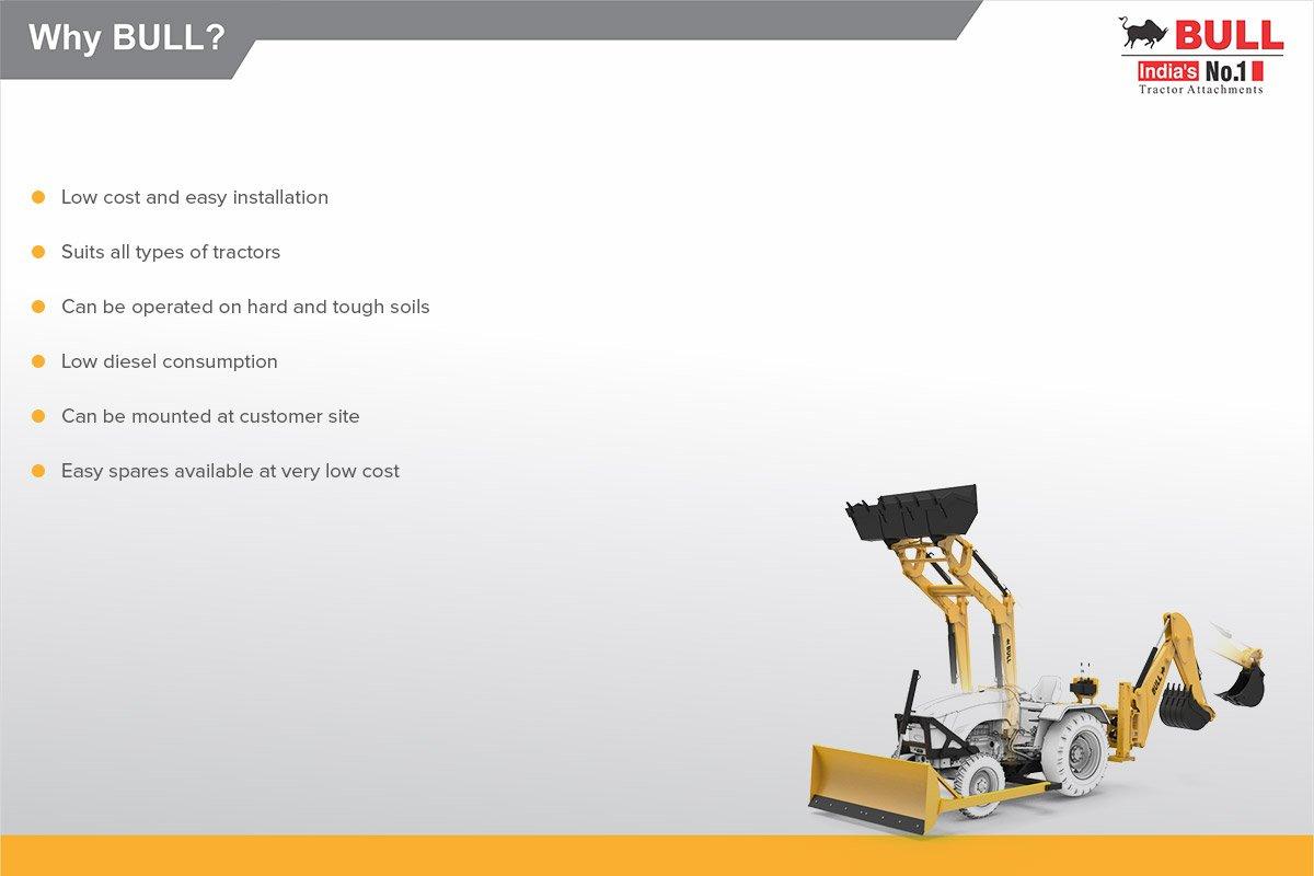 Bull Backhoe Loader Tractor Dozer Manufacturers Jd 575 Skid Steer Wiring Diagram